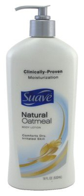 Suave Skin Lotion Natural Oatmeal 18 oz. Pump