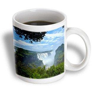 Danita Delimont - David Wall - Waterfalls - Victoria Falls, Mosi-Oa-Tunya, Zimbabwe, Africa - 11Oz Mug (Mug_188052_1)