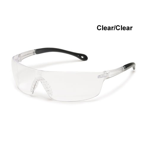 Gateway Safety Starlite Squared Safety Glasses Clear Anti Fog Lens