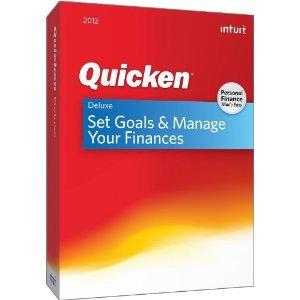 Quicken Deluxe 2012