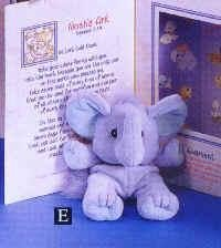 Tender Tails Elephant in Bible Box by Enesco Precious Moments - 1
