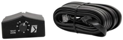 Kicker 10ZXRC Remote Bass Control for Kicker ZX/DX/ZXM Amplifier Model: 10ZXRC Car/Vehicle Accessories/Parts (Kicker Bass Remote compare prices)