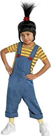 Despicable Me Deluxe Childs Costume, Agnes Costume-Small