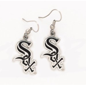 Chicago White Sox - Logo Earrings