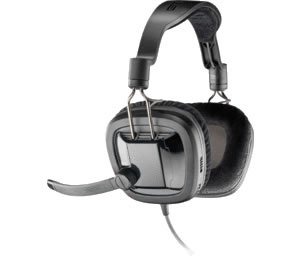Plantronics - Stereo Gaming Headset w/ Swivel Speakers
