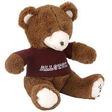 NoJo Playball Plush Bear