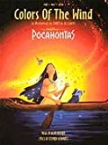 img - for Colors of the Wind (From Disney's Pocahontas, Piano Vocal) book / textbook / text book