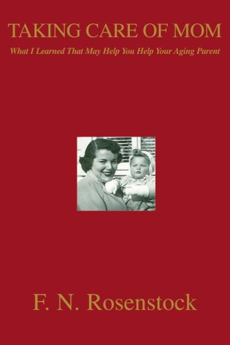 Kümmern sich um Mutter: Was ich gelernt habe, die kann Ihnen Hilfe helfen, Ihre Alterung übergeordneten