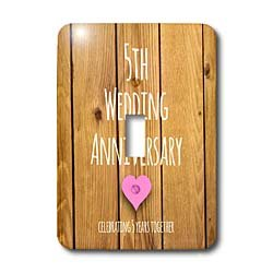 5 Year Wedding Anniversary Gift Ideas Wood : lsp_154433_1 5th Wedding Anniversary giftWood celebrating 5 years ...