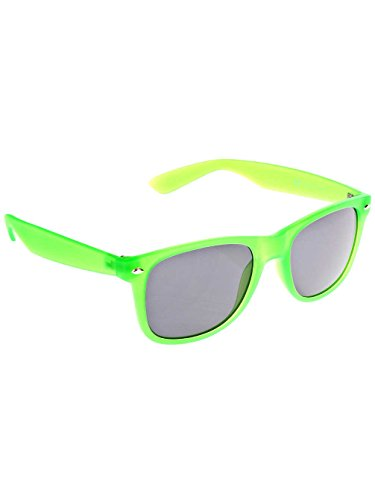 Likoma Glowing in the dark Sunglasses neongreen