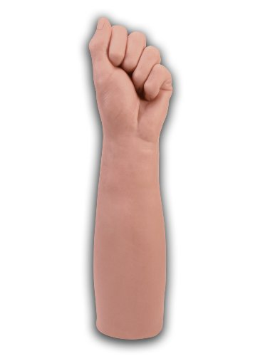 nanma-giant-fist-faust-dildo-in-heller-hautfarbe-1er-pack-1-x-1-stuck