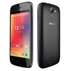 BLU Advance 4.0 Unlocked Dual SIM Phone (Black)