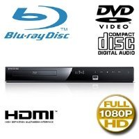 Samsung BD-P1590 Blu-ray Player
