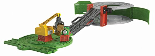 Fisher-Price Thomas The Train: Take-N-Play Percy At The Scrapyard (Tale Of The Brave)