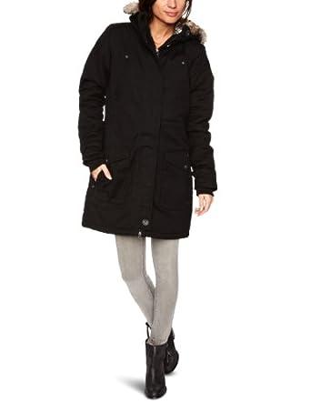 Bench Rascal Zipped Women's Jacket Black X-Small