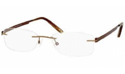 safilo-design-montura-de-gafas-4200-chassis-0jhx-oro-00mm