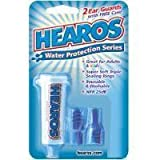 Hearos Water Protection Ear Filters w/ case 2 pc by Hearos ( Multi-Pack)