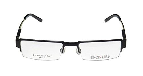 adlib-3108-mens-womens-rxable-hip-chic-designer-half-rim-titanium-eyeglasses-spectacles-51-18-140-bl