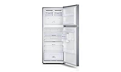 Samsung RT39HDAGESL Double-door Refrigerator (393 Ltrs, 4 Star Rating, Easy Clean Steel)