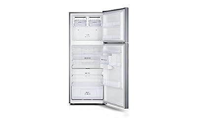 Samsung RT39HDAGESL Double-door Refrigerator (393 Ltrs, 4 Star Rating, Easy Clean Steel)