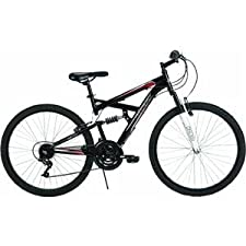 Huffy Men's DS3 Mountain Bike 26Inch Black