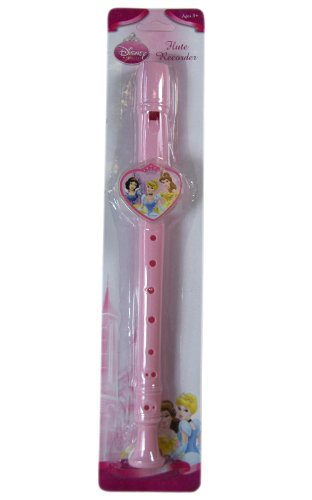 Toy Musical Instruments - Disney Princess Flute Recorder
