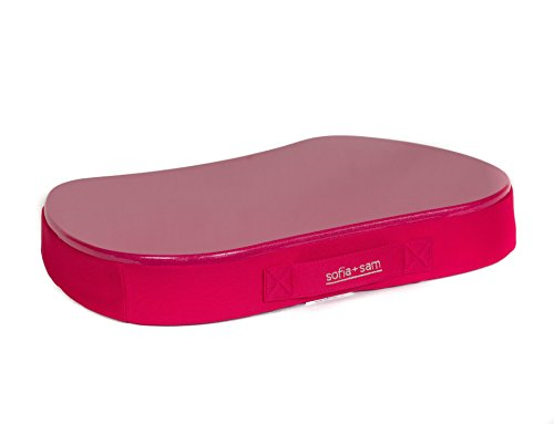 Sofia Sam Mini Memory Foam Lap Desk Color Pink