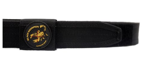 IPSC & USPSA and 3 Gun High Speed Competition Shooting Belt (Black Medium M (Suggested Waist Sizes 32″ to 33″))