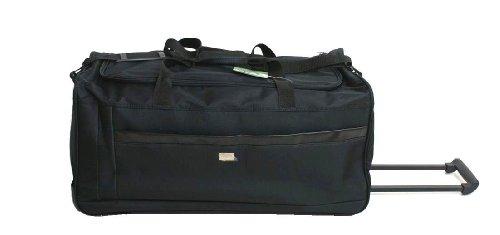 Rollenreisetasche - Reisetasche PURE schwarz