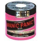Manic Panic Amplified Cotton Candy Pink 4oz