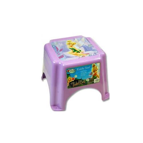 Amazon Com Disney Tinkerbell Kiddie Step Stool