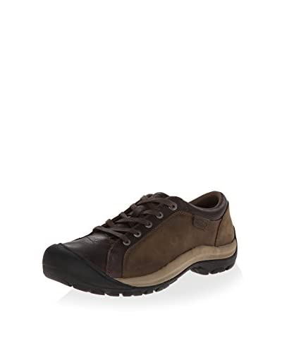 Keen Women's Boulevard Briggs Leather Sneaker