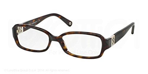 Coach Gloria Eyeglasses HC6007B 5001 Dark Tortoise Demo ...