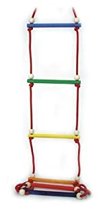 Hess Wooden Baby Toy Mini Trapeze Clip On Moon and Stars