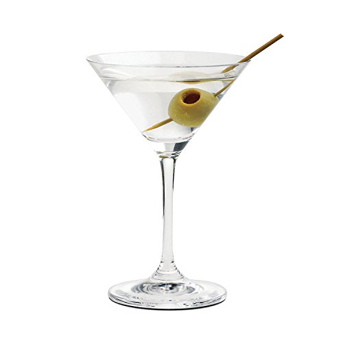 CMZASY 6-Piece Beautiful Mini Cocktail / Martini Glasses, 2.5 Ounce, Clear Glass. (Mini Martini compare prices)