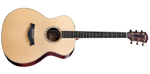 Taylor Ga8-L Rosewood/Spruce Grand Auditorium Acoustic Guitar 6-String, Lefty