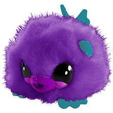 iloveRobots Skylee Interactive Dragon Bebe Purple with Polka Dots - 1