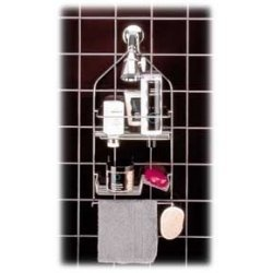 Shower Caddy Chrome  20-1 8 H x 9-1 2 W x 4-1 4 DB0000V07DO