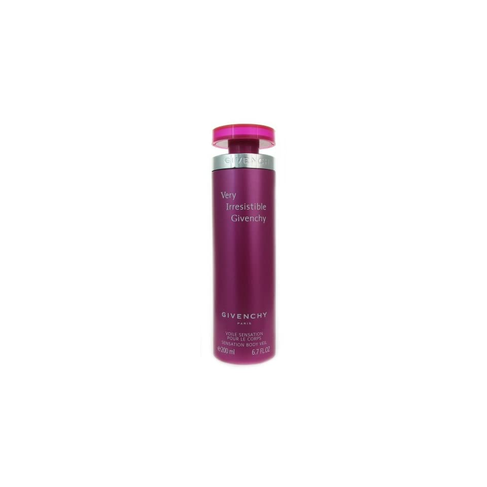 Very Irresistible By Givenchy For Women. Lotion 6.7 Oz