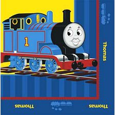 Thomas Full Steam Ahead Luncheon Napkins - 16 Count