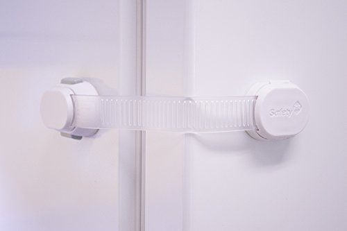 Multi Purpose Lock 33110140 White 3220660205424 By Safety 1st