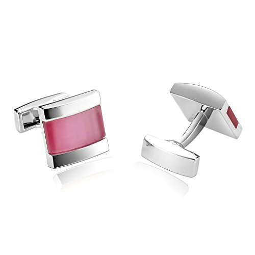 alimab-jewelry-mens-cuff-links-laser-cut-camber-square-pink-stainless-steel-men-cufflinks