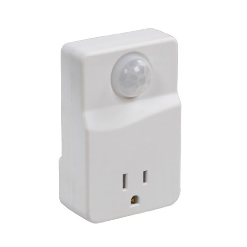 Great Features Of Westek MLC4BC Indoor Plug-In Motion Activated Light Control
