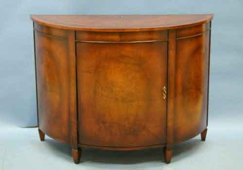 Cheap Antique Style Demi-Lune Sideboard (B00417VD54)