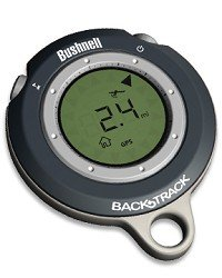 Bushnell GPS BackTrack Personal Locator (Tech gray)