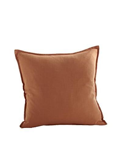 zestt Oxford Throw Pillow, Ginger