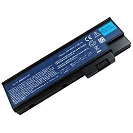 Laptop Battery 8-cell compatible with ACER Aspire 3660 Series 3661WLMi 5600AWLMi 5600 Series 5601AWLMi 5602WLMi 5620 Series 5621AWLMi