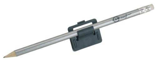 K&M 16098 Bleistifthalter Schwarz, optimal passend für Notenpult 100/1 und 100/5