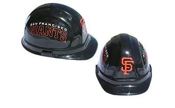 San Francisco Giants - MLB Team Logo Hard Hat Helmet by Tasco