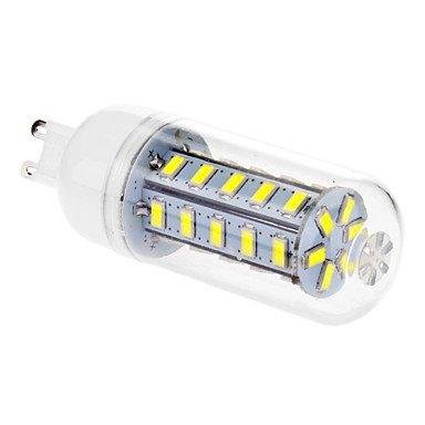 G9 9W 36X5630Smd 780Lm 5500-6500K Cool White Light Led Corn Bulb (220-240V)